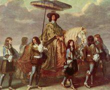 """La nascita miracolosa di Luigi XIV """"Dono di Dio"""""""